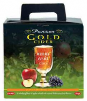 Muntons Premium Gold Berry Fruit Cider 3.4 Kg